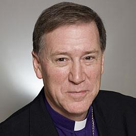 Archbishop Fred Hil